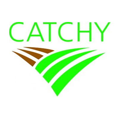 catchy project logo bright