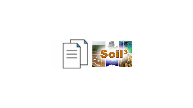 soil³ publikation